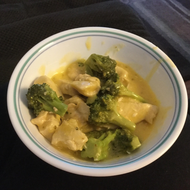 2-Step Skillet Chicken Broccoli Divan SherrieB