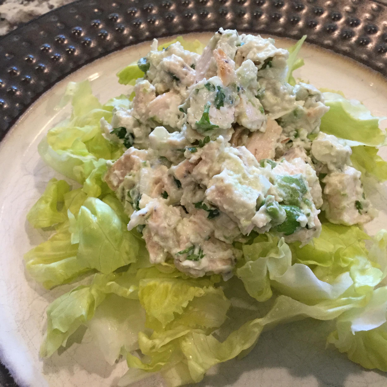 Quick Avocado Chicken Salad Cindy Y