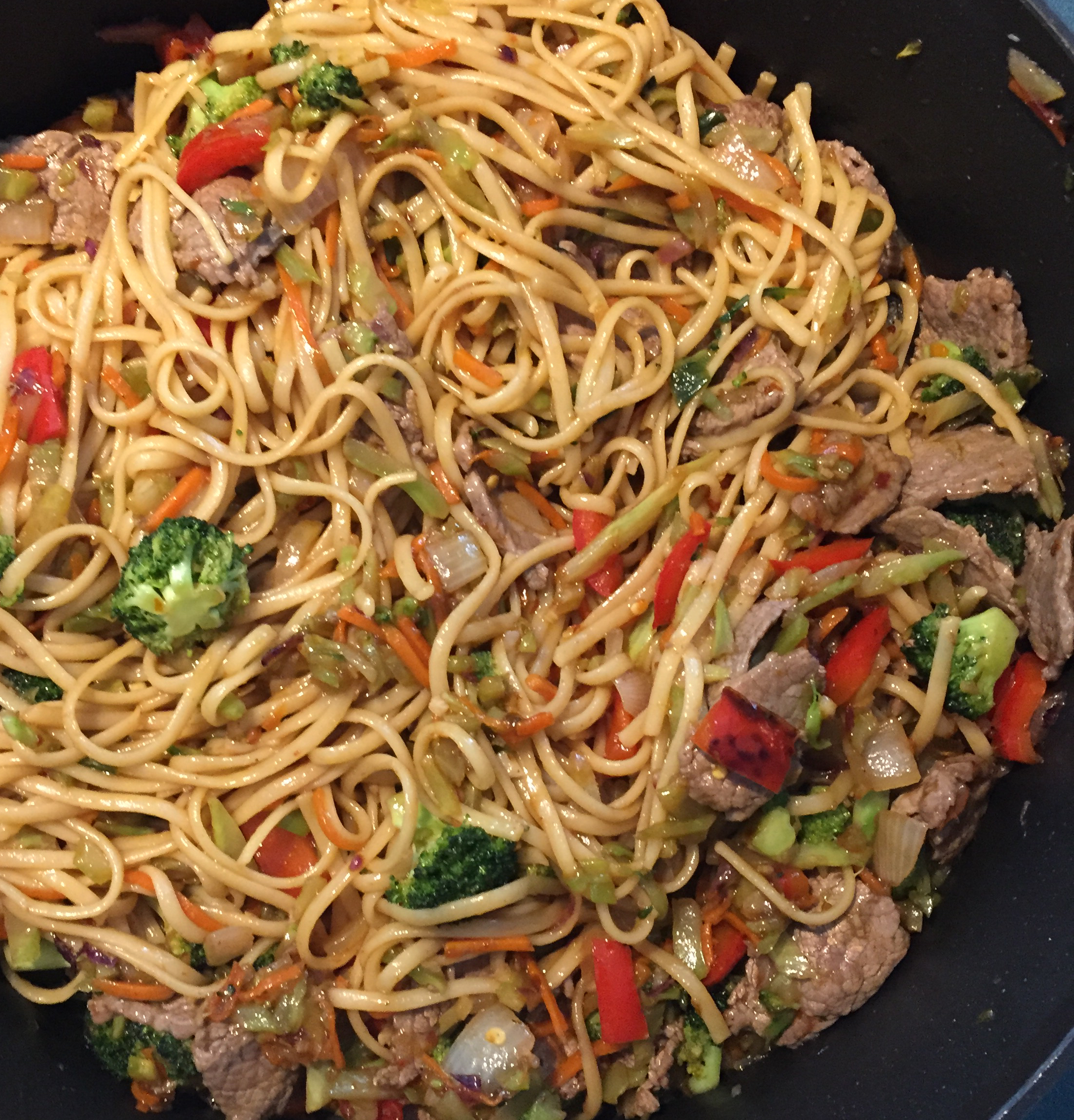 Beef Lo Mein Recipe Allrecipes