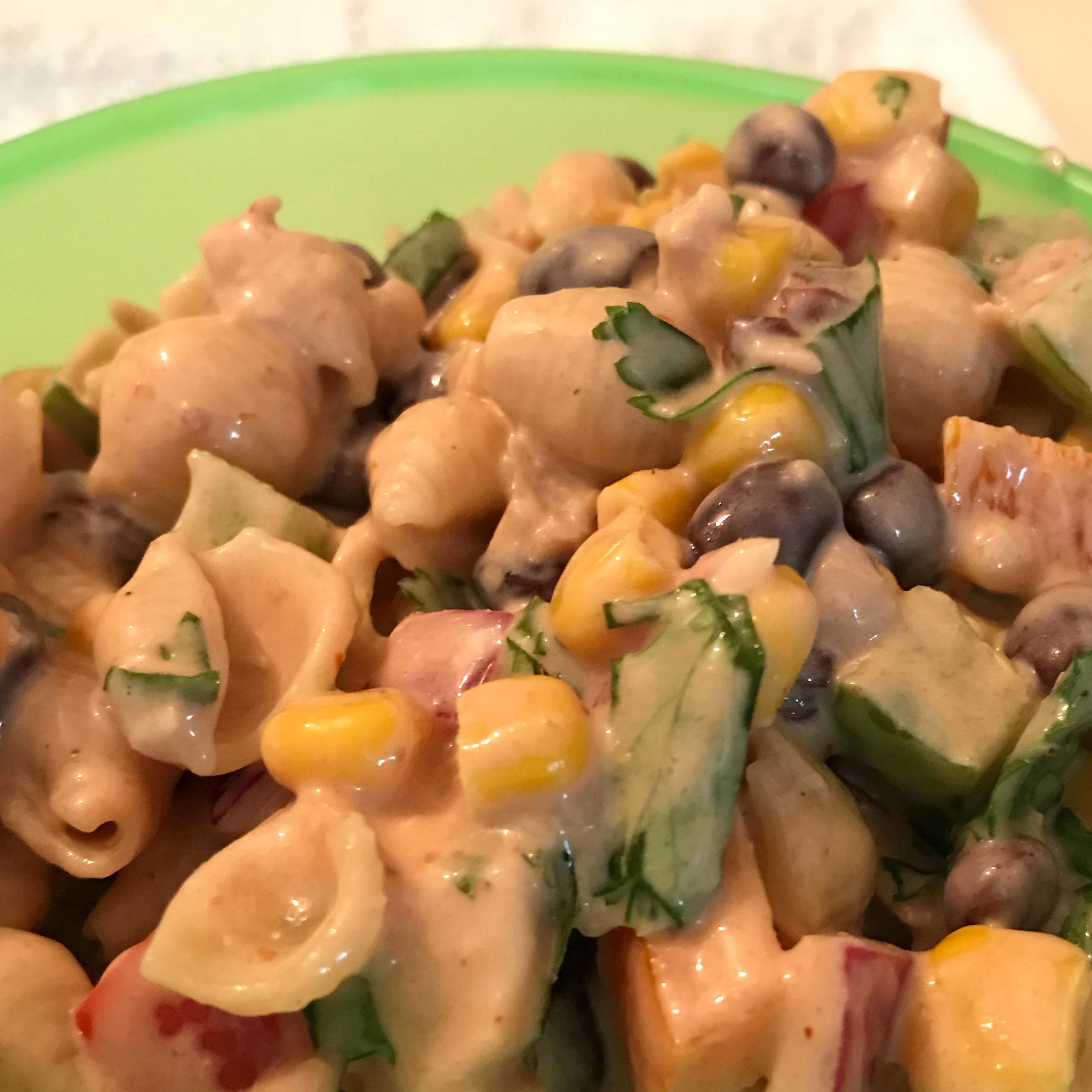 Barbeque Chicken Pasta Salad Elizabeth Culp