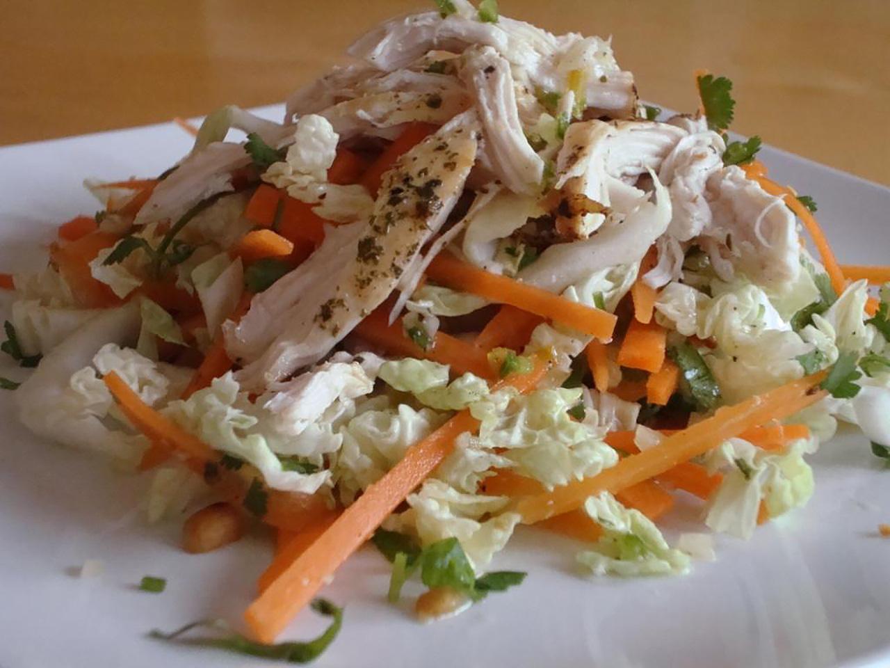 Vietnamese Chicken Salad - Printer Friendly