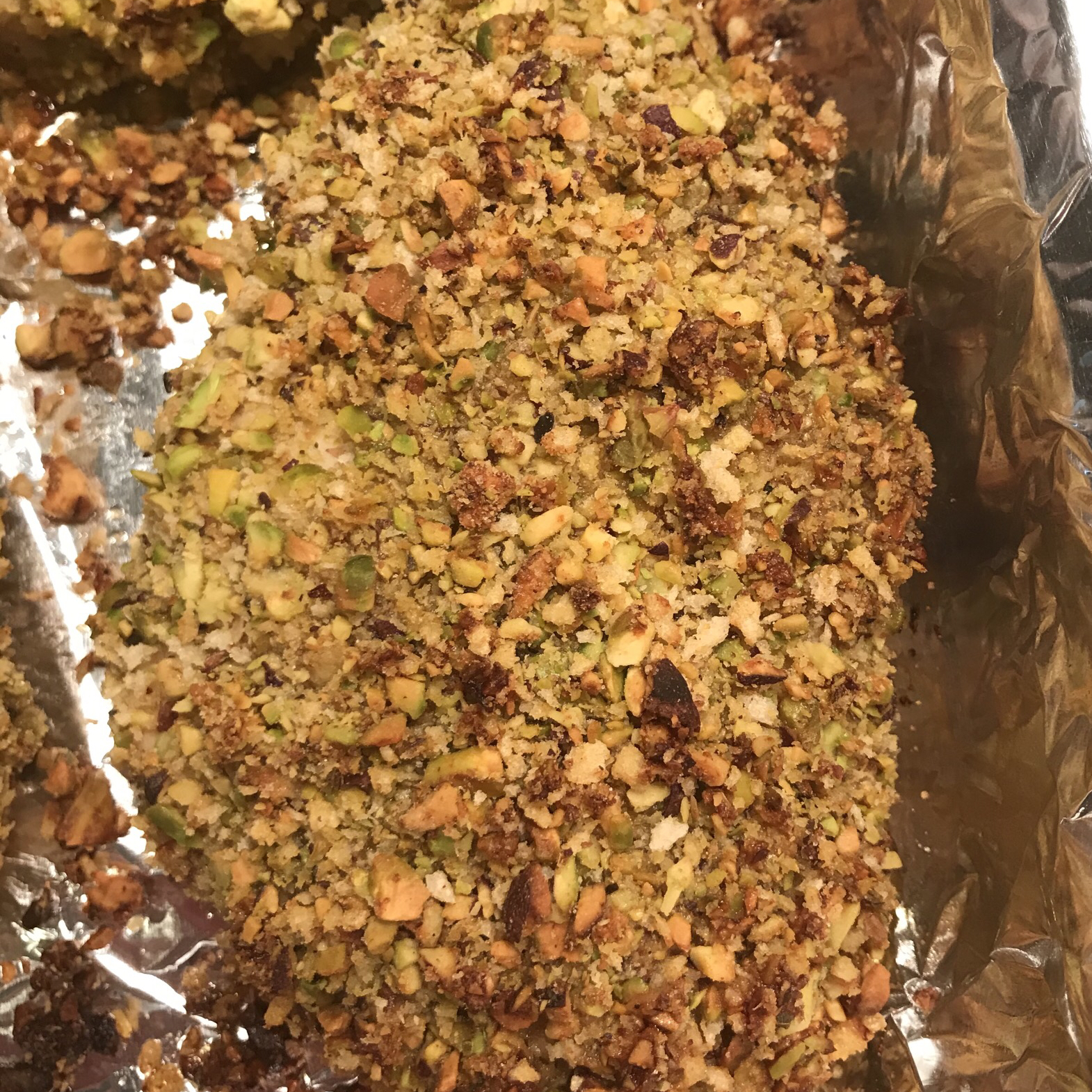 Pistachio Crusted Chicken Charisma138