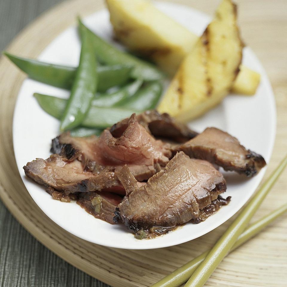 Asian Flank Steak Diabetic Living Magazine