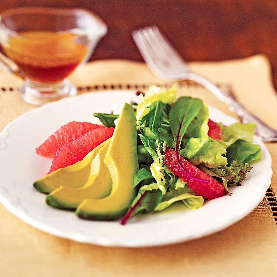 Avocado and Grapefruit Salad Diabetic Living Magazine