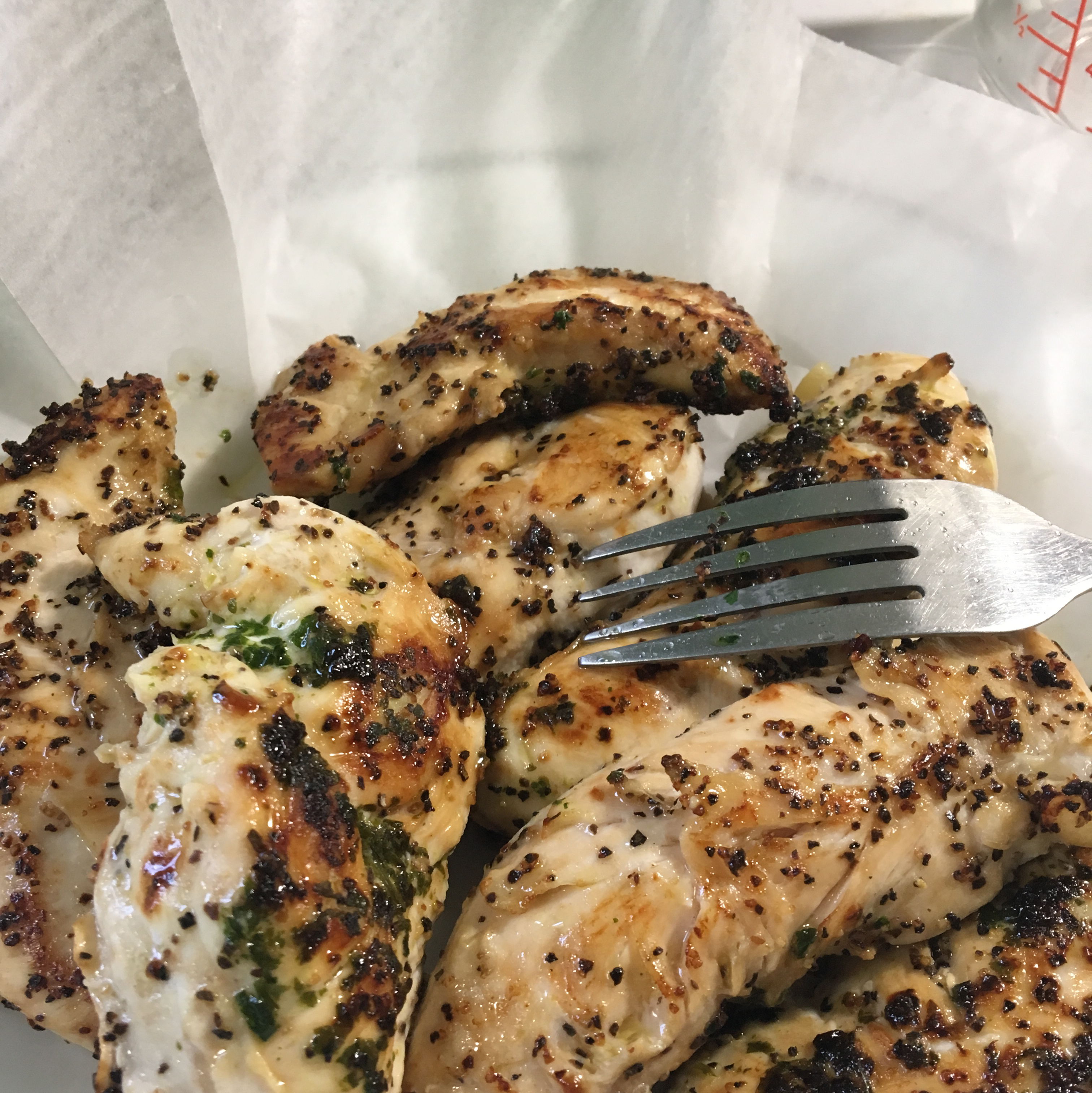 Lemon Pepper Chicken I Recipe
