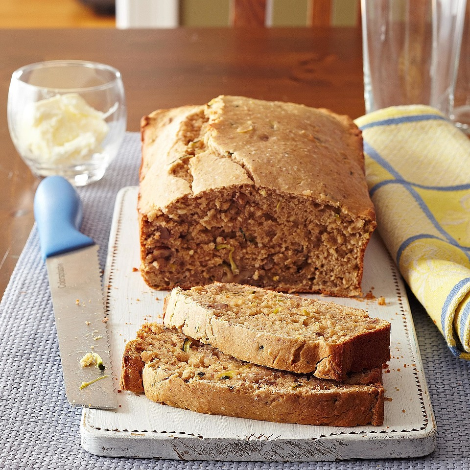 Protein-Packed Zucchini Bread Diabetic Living Magazine