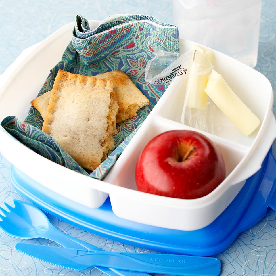 To-Go Apple & Cheese Diabetic Living Magazine