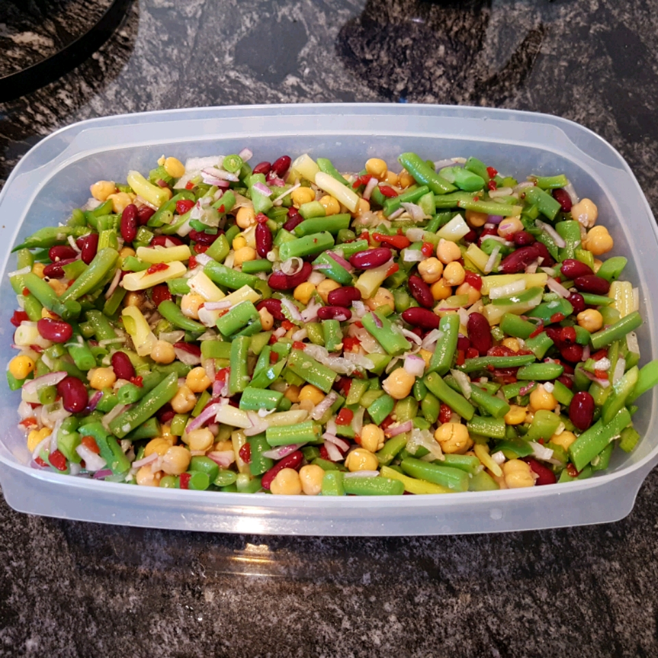 Three Bean Salad Tin Recipe