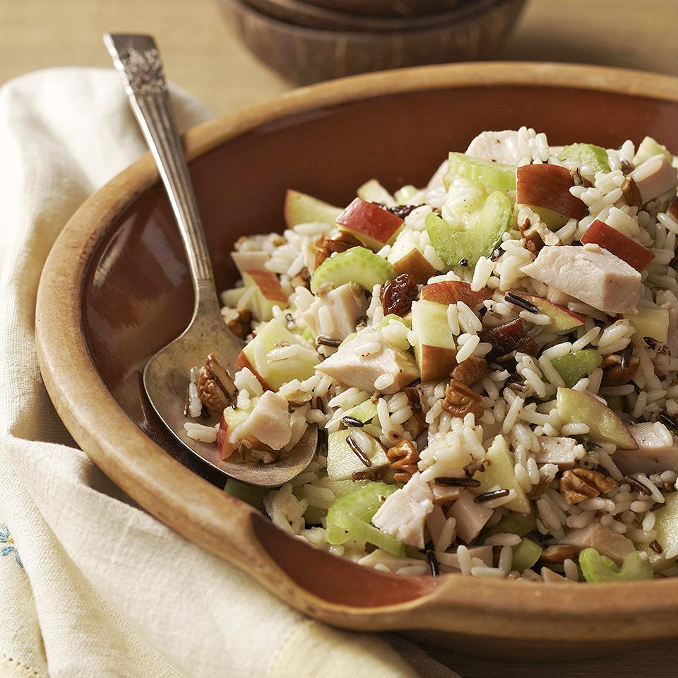 Turkey Wild Rice Salad Diabetic Living Magazine
