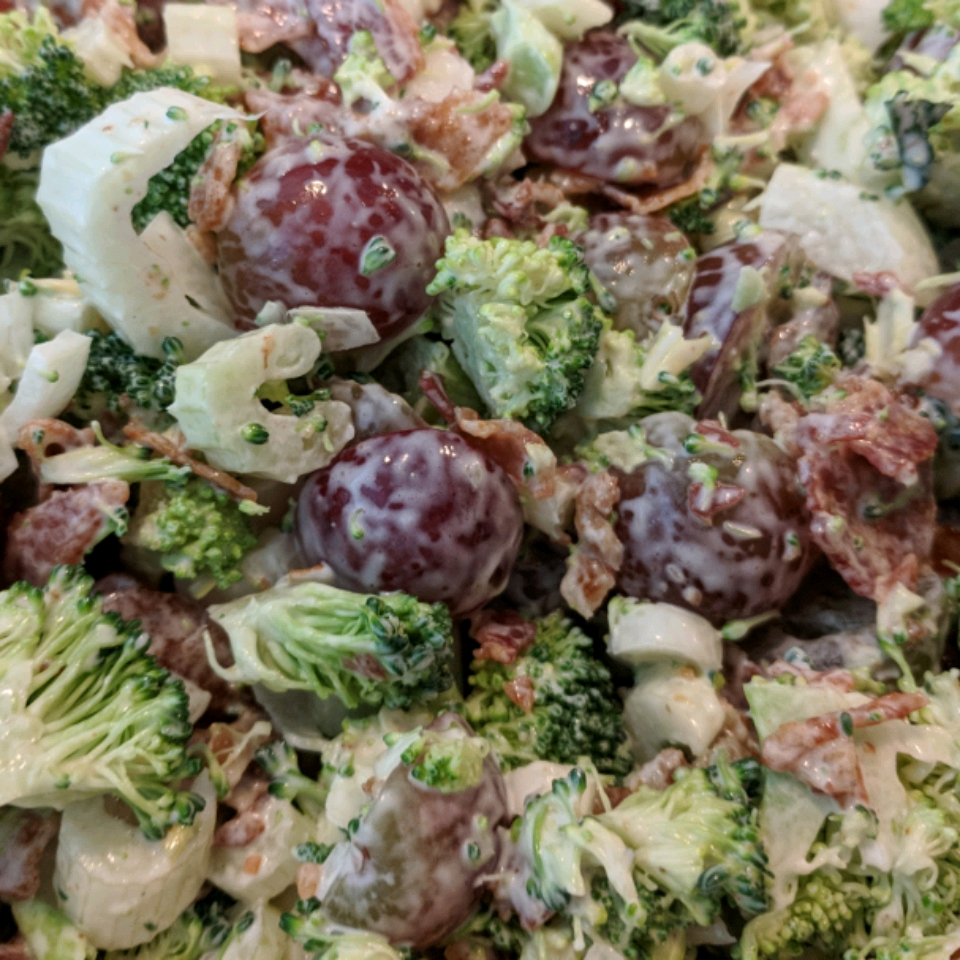 Red Broccoli Salad Mary Zink