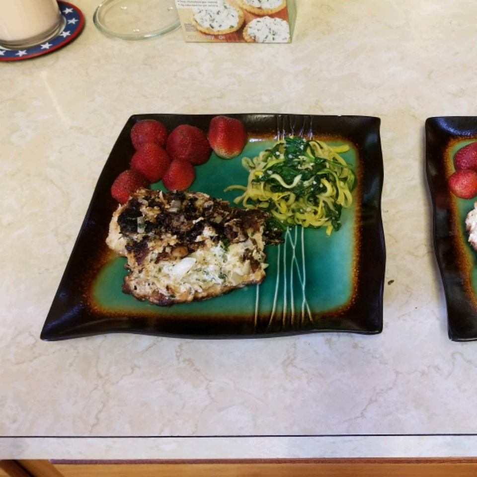 Chicken Breasts Stuffed with Crabmeat Joel Barr