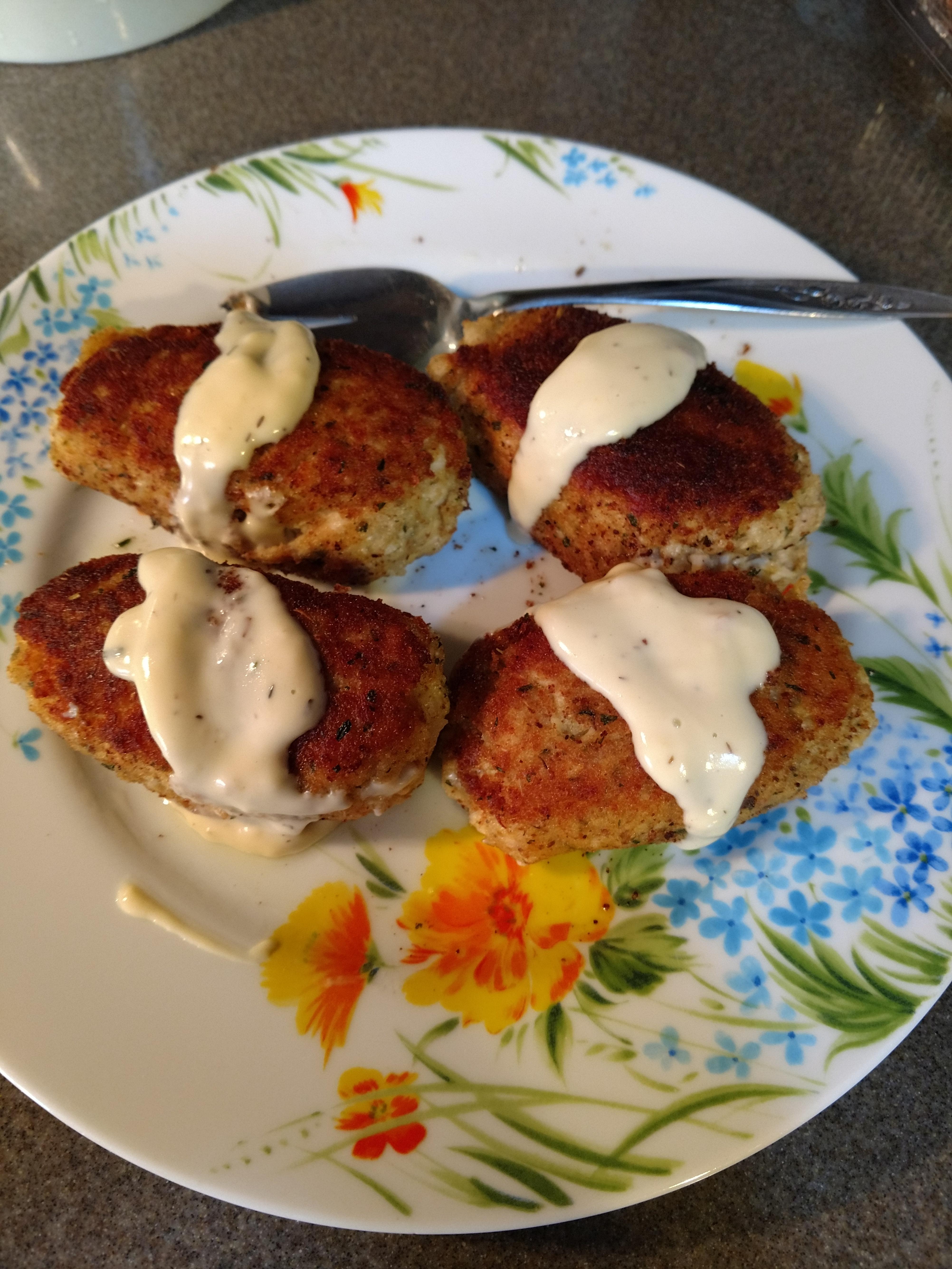 Best Easy Chicken Croquettes Eileen Cramer Ferrarie