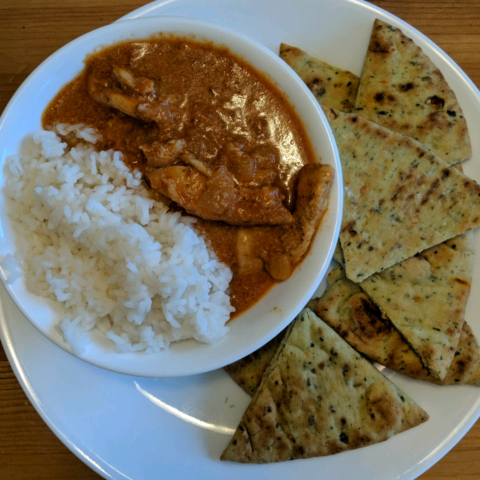 Easy Indian Butter Chicken Cameron Penner