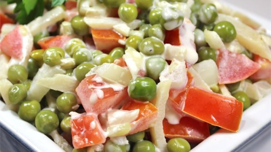 Photo of Green Pea Salad by Lois