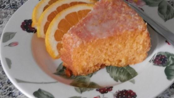 Photo of Orange Party Cake I by Janice