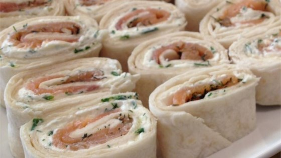 Photo of Salmon Wraps by tiger77