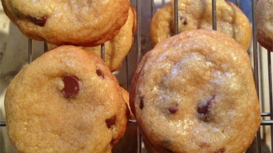 Photo of Dairy-Free Chocolate Chip Cookies with Coconut Oil by kndritter