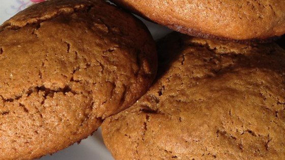 Photo of Christmas Molasses and Ginger Cookies by puzzleperson