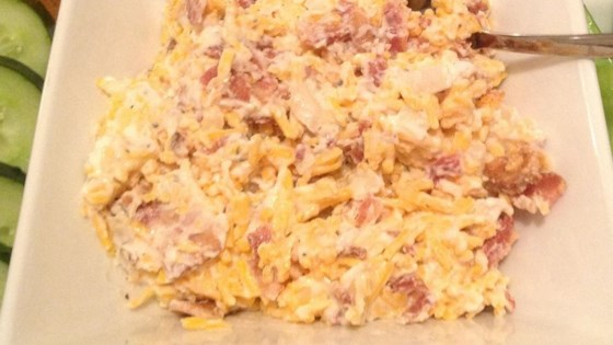 Photo of Bacon Cheddar Spread by Becky