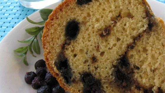 Photo of Blueberry Streusel Coffee Cake by Joan Dalessandro