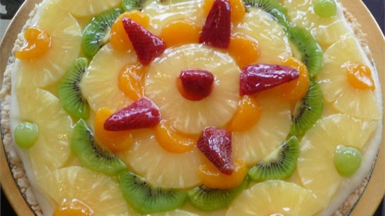 Photo of Fruit Pizza with White Chocolate by ANN3612