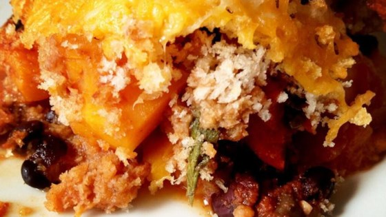 Photo of Spicy Southwest Squash Casserole by Meghan Foster