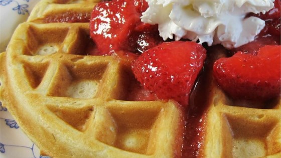 Photo of Buttermilk Oatmeal Waffles by Mike Mader
