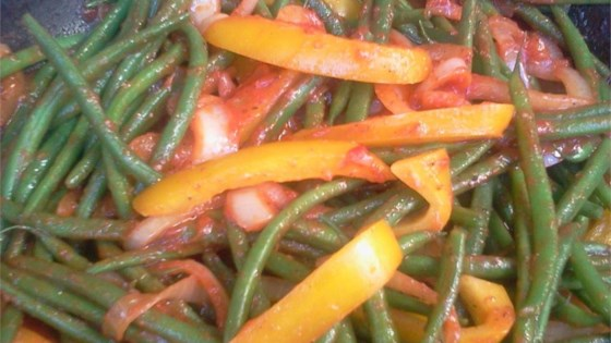 Photo of Green Bean Stew by Ladan Miller