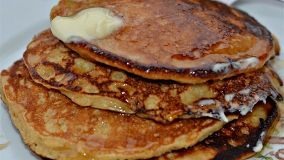 Photo of Apple Cinnamon Pancakes by Maelee Byram