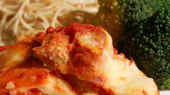Photo of Chicken Parmigiana by Candy