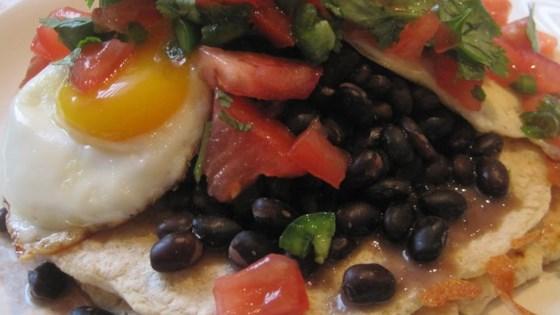 Photo of Black Bean Huevos Rancheros by ZZ