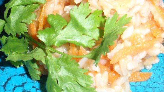 Photo of Pumpkin-Carrot Rice by Deb. B