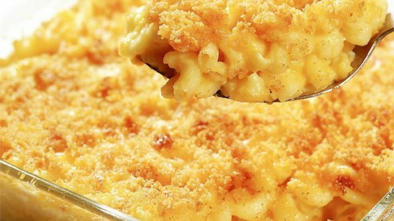 Photo of A Little Different Baked Mac and Cheese by ctazyboonies