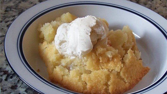 Photo of Fruit Cobbler by Patti  Hood