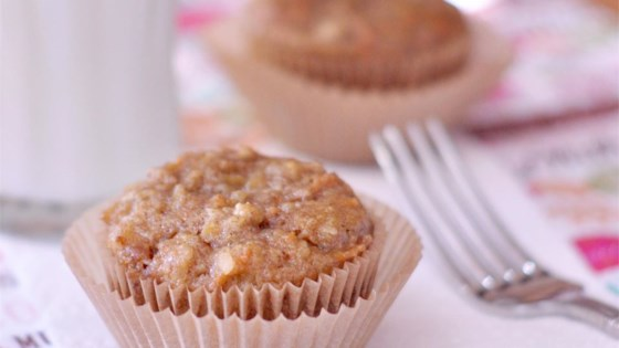Photo of Carrot Oatmeal Muffins by WestCoastMom