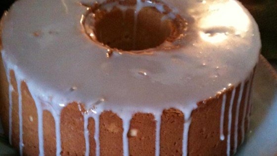 Photo of Cream Cheese Pound Cake by Tony