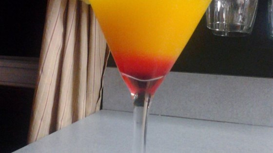 Photo of Tropical Martini by Rhonda Holtz Hill