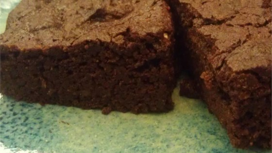 Photo of Vegan Gluten Free Brownies by ChrissyintheKitchen