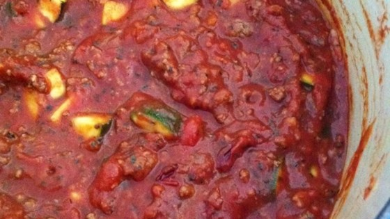 Photo of Clean-Eating Hearty Pasta Sauce by GymRat