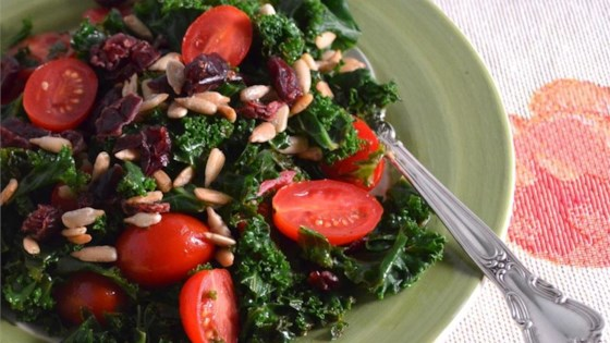 Photo of Kale Salad by tipsuda