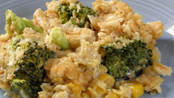 Photo of Broccoli-Corn Casserole by Debi