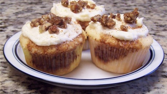 Photo of Cinnabon® Cupcakes by kphanie
