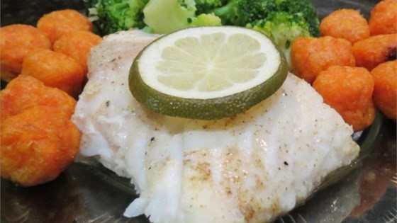 Photo of Key West-Style Baked Grouper by kim cooks