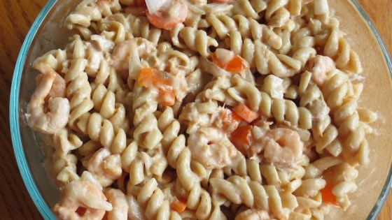 Photo of Mom's Seafood Pasta Salad for a Crowd by NOLLEEZ