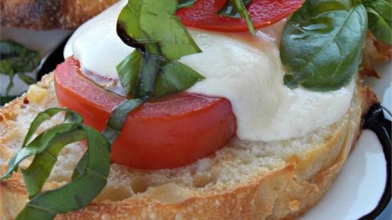 Photo of Baked Caprese Salad by Amanda