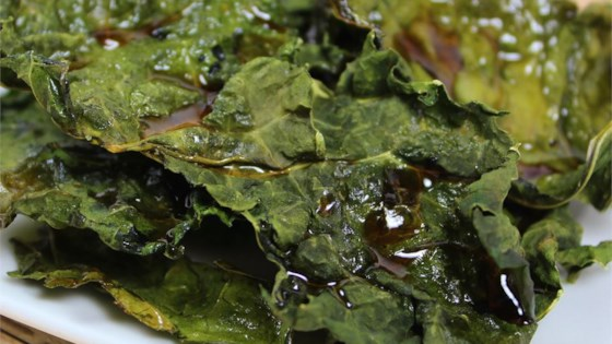 Photo of Maple Kale Crisps by IMCookinNow