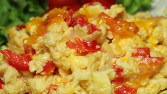 Photo of Extreme Veggie Scrambled Eggs by EIORE