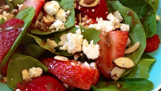 Photo of Emily's Strawberry Balsamic Salad by Cincy Emily