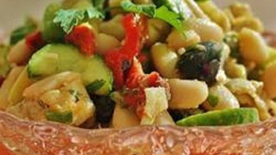 Photo of White Bean Salad by TINATED