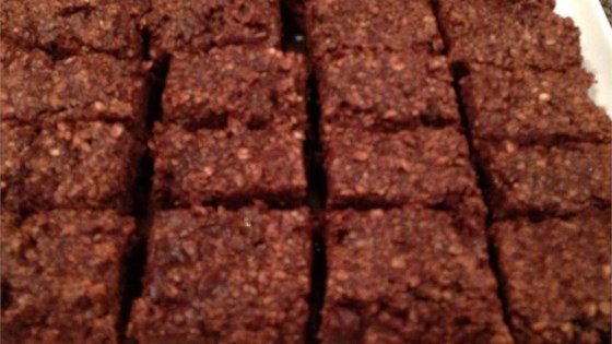 Photo of Breakfast Brownies by DARIEN1